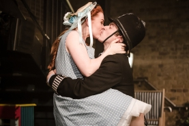 Emma Lloyd, Tom Norman in Salad Days, Union Theatre (photo Scott Rylander)_small